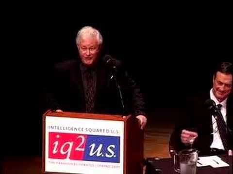 Global Warming Debate - Philip Stott. part 6 of 10