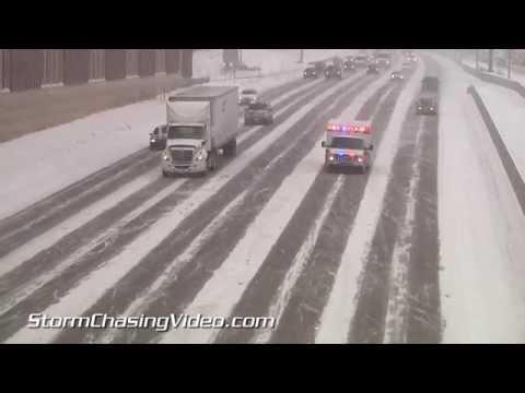 1/8/2015 Minneapolis MN Winter Storm