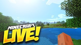 ⚠️ I lost a bet... ⚠️ | MINECRAFT LIVE! | SHOULD WE DO MORE..?