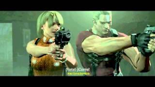 Resident Evil 6 PC - Ashley Graham cutscene