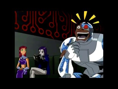 Teen Titans - funny moments (Season One)