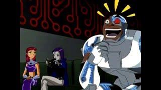 Teen Titans - funny moments (Season One)
