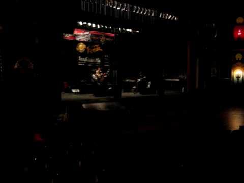 Kelly Richey Band last sound check