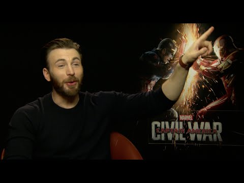Captain America's Chris Evans tells us his biggest fear!