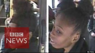 Teenage girl punches 87 year old woman in the face - BBC News