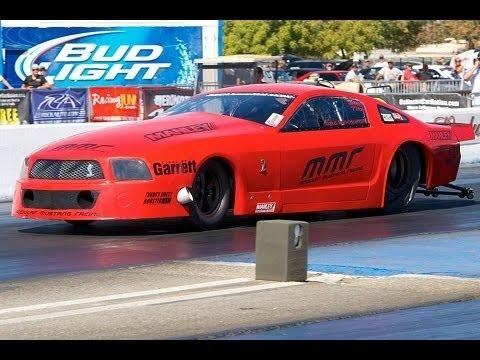 Team MMR Pro Mod 351XR vs Mike Bowman BAE 481X