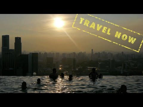 Marina Bay Sands Hotel - Travel Now Singapore