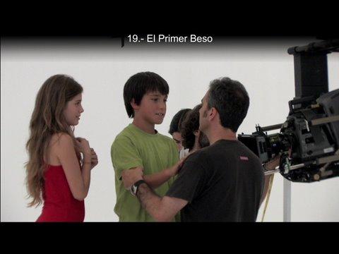 Como se hizo CAMINO (HD). 19.-  El Primer Beso