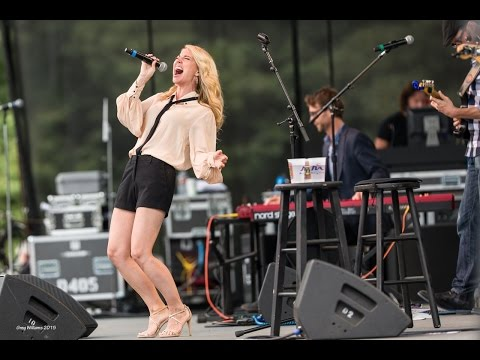 """Morgan James """"Call My Name"""" Chateau St Michelle"""