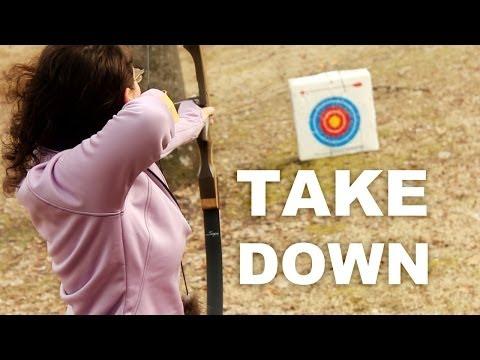 Takedown Bow (Samick Sage)