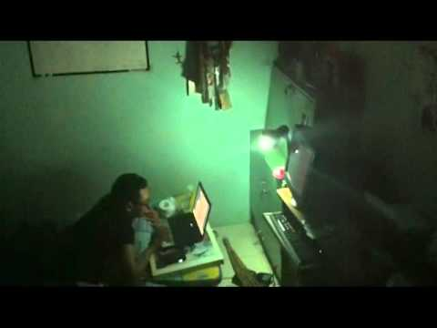 Penampakan Pocong Nonton Bokep video