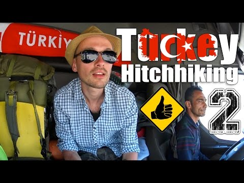 Turkey Travel Guide. Hitchhiking to Lycian Way. Part 2 (English subtitles)