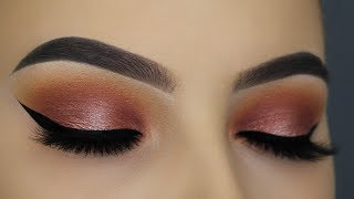 Summer Inspired Cat Eye Tutorial (Using Affordable Products)