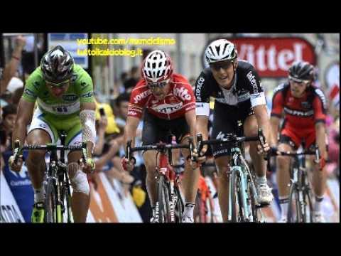 Tour de France 2014 alla Radio - Arrivo 7° Tappa (EPERNAY-NANCY) Cronaca di Giovanni Scaramuzzino