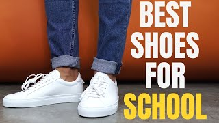 7 Best Back To School SHOES EVERY Guy Needs