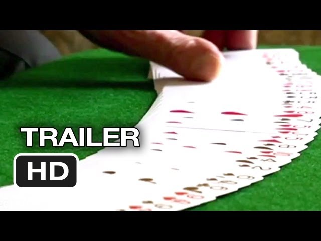Deceptive Practice: The Mysteries and Mentors of Ricky Jay Official Trailer #1 (2013) - Movie HD
