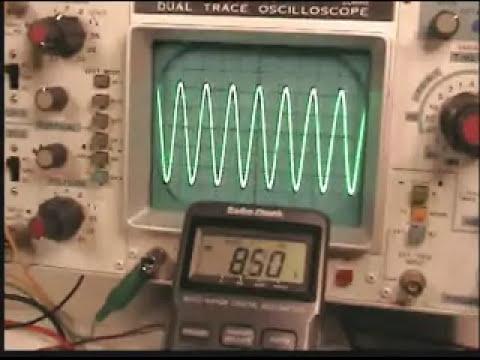 Biasing an Audio Transistor