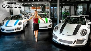 This Porsche collection will blow your mind! 911R, GT3RS | Part 1