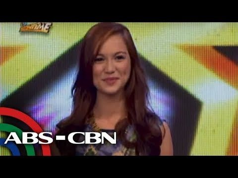 Coleen's double gets clumsy on 'Showtime' stage