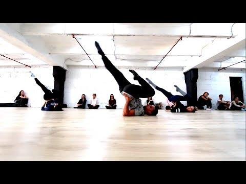 Floor Work Technique Class - Akimenko Dmitry