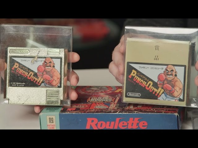 5 Ultra Rare Games from Nintendo's Past