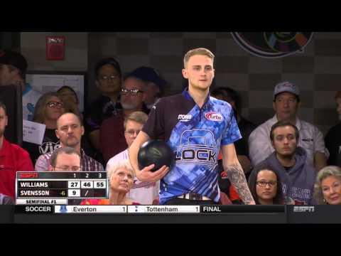 PBA Bowling Chameleon Championship 01 03 2016 (HD)