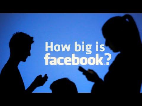 How BIG is Facebook Inc?