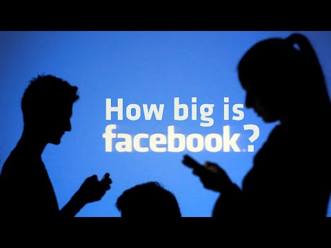 How BIG is Facebook Inc? - Did You Know 2015-06-08 04:31