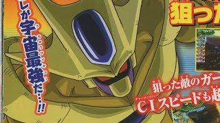 Dragon Ball Heroes: Golden Cooler & Masked Saiyan Cumber