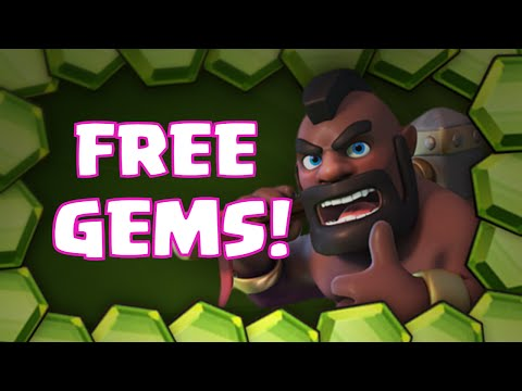 Clash Of Clans How To Get Free Gems And Giftcards   X-mas Update 2014 Series