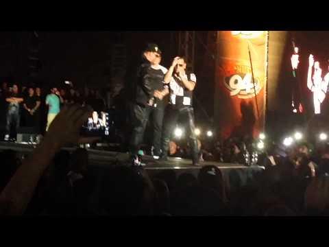 Wisin,  Tito El Bambino,  Baby Rasta y Gringo