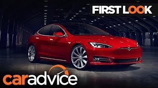 2017 Tesla Model S - First look review | CarAdvice