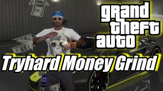 Getting To The Money Don't Stop/Grand Theft Auto 5