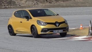 Renault Clio RS 200 EDC v Ford Fiesta ST Mountune – /CHRIS HARRIS ON CARS
