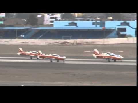 Fuerza Aerea del PERU 2015