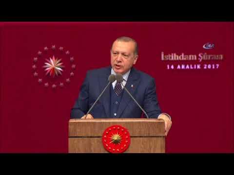 "Erdoğan'dan ""Artı 2"" İstihdam Çağrısı"