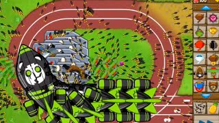 Bloons td 5 new map boats galore btd5 sprint track hard napsfrills