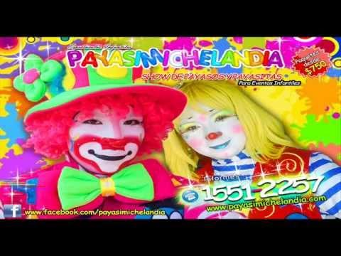 Show de Payasos para Fiestas Infantiles en Alvaro Obregon