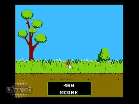 How To Kill The Dog From Duck Hunt