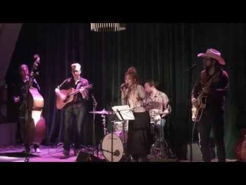 "Hilland Music Club #1:Mudville 56 feat. Anna Puu / ""Fujiyama mama"" (2014)"