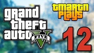 Grand Theft Auto 5 - Part 12 - Meet Trevor (Let's Play / Walkthrough / Guide)