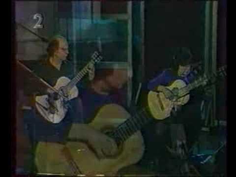 Rameau: La Villageoise - Evangelos&Liza classical guitar duo