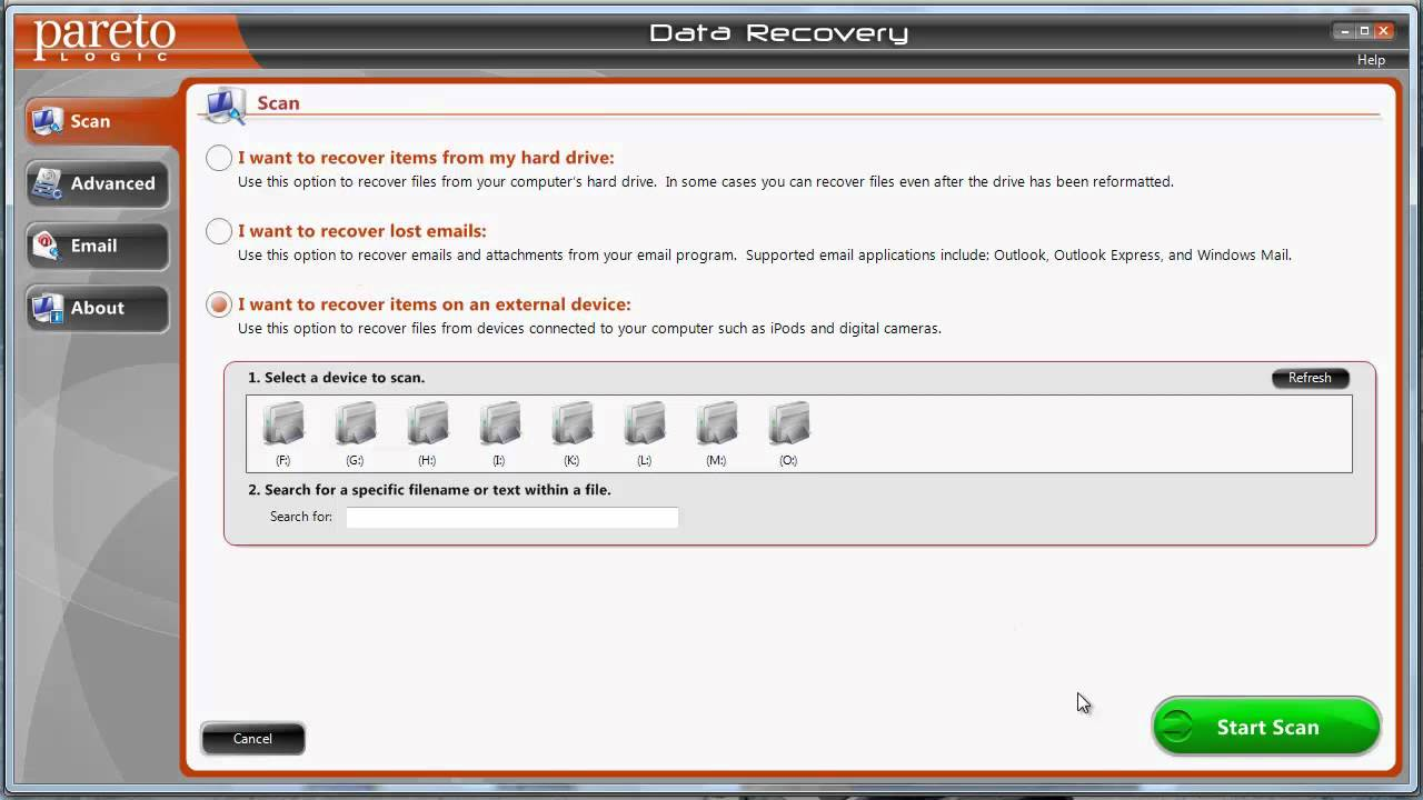 how to recover a hard drive that windows doesnt see