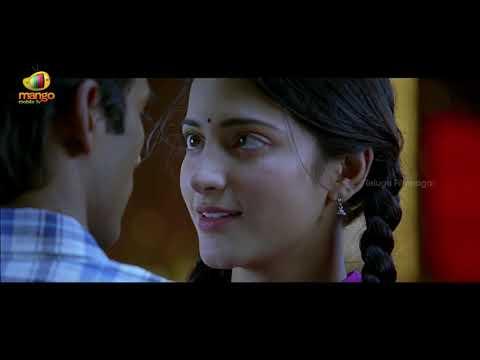 Race Gurram Shruti Hassan & Dhanush Romantic Scenes - 3 Movie...