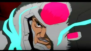 Cyborg Vs Parademons How Cyborg Gain His Powers Justice League War