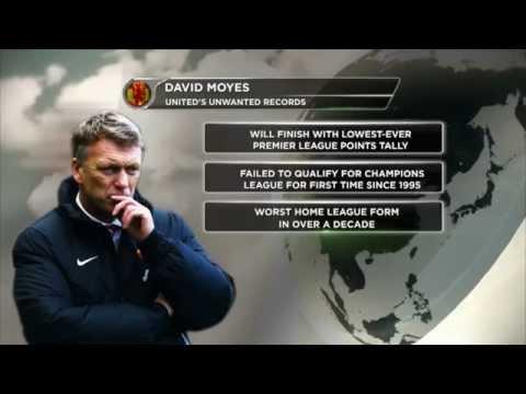 Nach Aus von David Moyes: Manchester United auf Trainersuche | Jürgen Klopp oder Louis van Gaal?