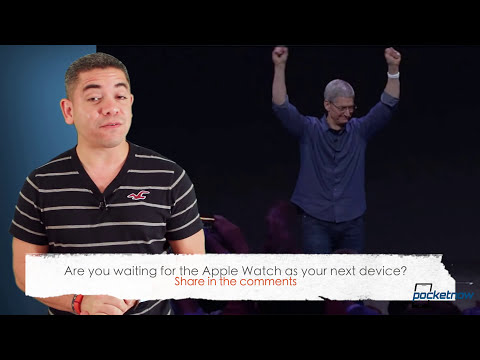 Apple Watch date, HTC One M9 leaked, Moto deals & more - Pocketnow Daily