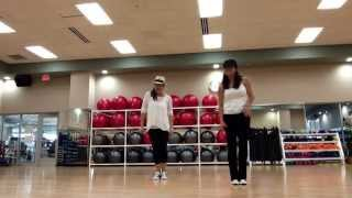 Suit & Tie - Justin Timberlake - Zumba with Leilani