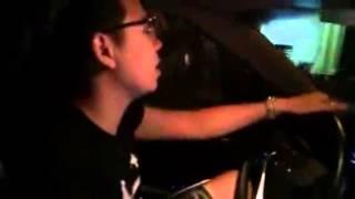 Fan Andree điểm danh, bài gì mà hay quá vậy, vừa lái xe vừa rap chất qua