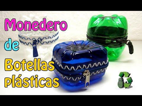 68. DIY ALCANCÍA, HUCHA, MONEDERO (RECICLAJE DE BOTELLAS DE PLÁSTICO)